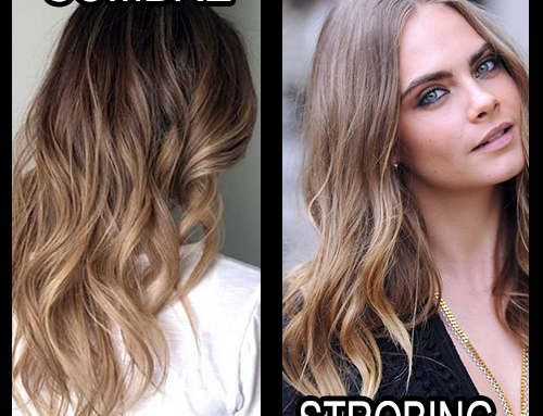 Strobing – Sombre | Hair Trends Color 2017