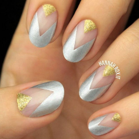 best holiday manicure ideas
