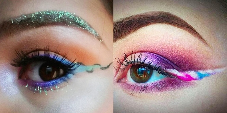 Unicorn Eyeliner is now a thing!