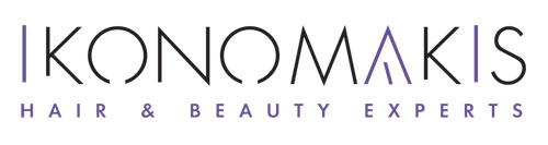 Ikonomakis Hair & Beauty Experts Logo